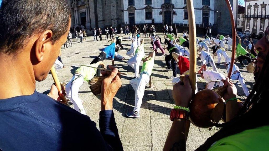 """Porto: 8º Encontro de Capoeira """"Irmãos de Roda"""""""